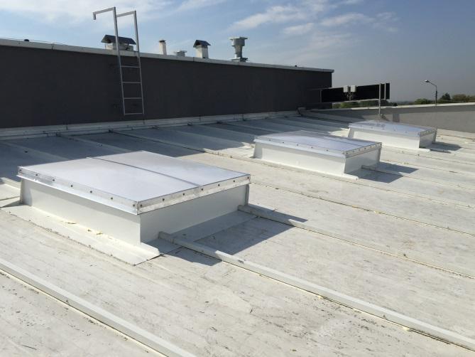 świetliki dachowe ceny